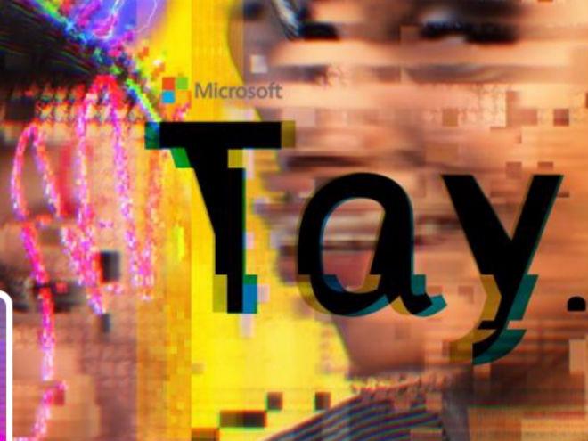 Tay, el bot loco de Microsoft que hizo destrozos en Twitter.