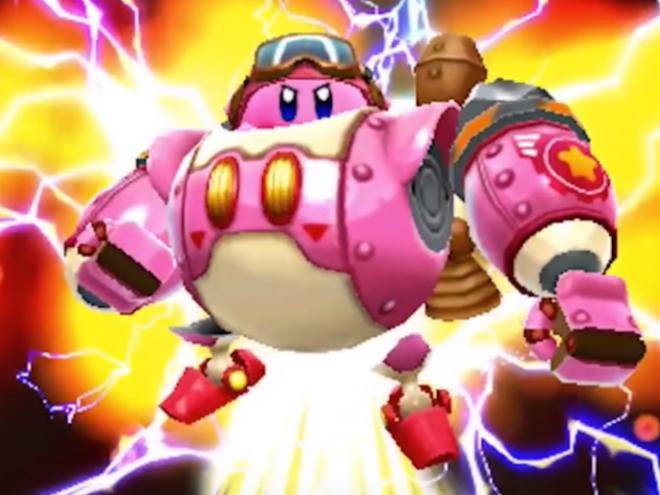 Desde Kirby hasta Paper Mario están de vuelta.