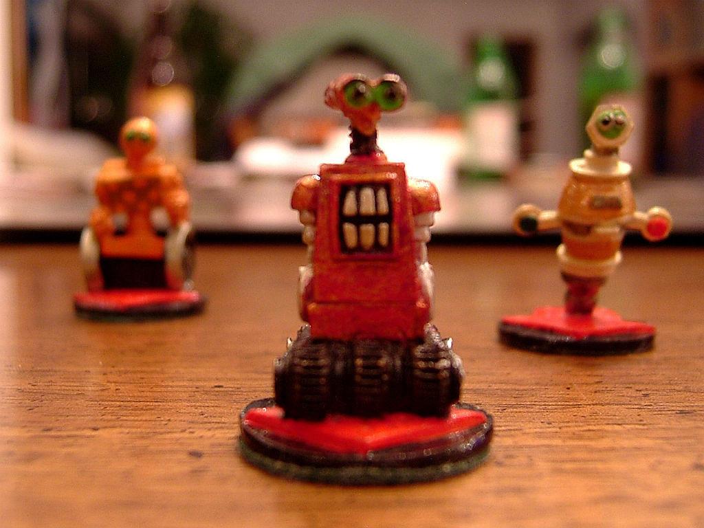 Los bots a los que nos referimos son bots 'virtuales'.