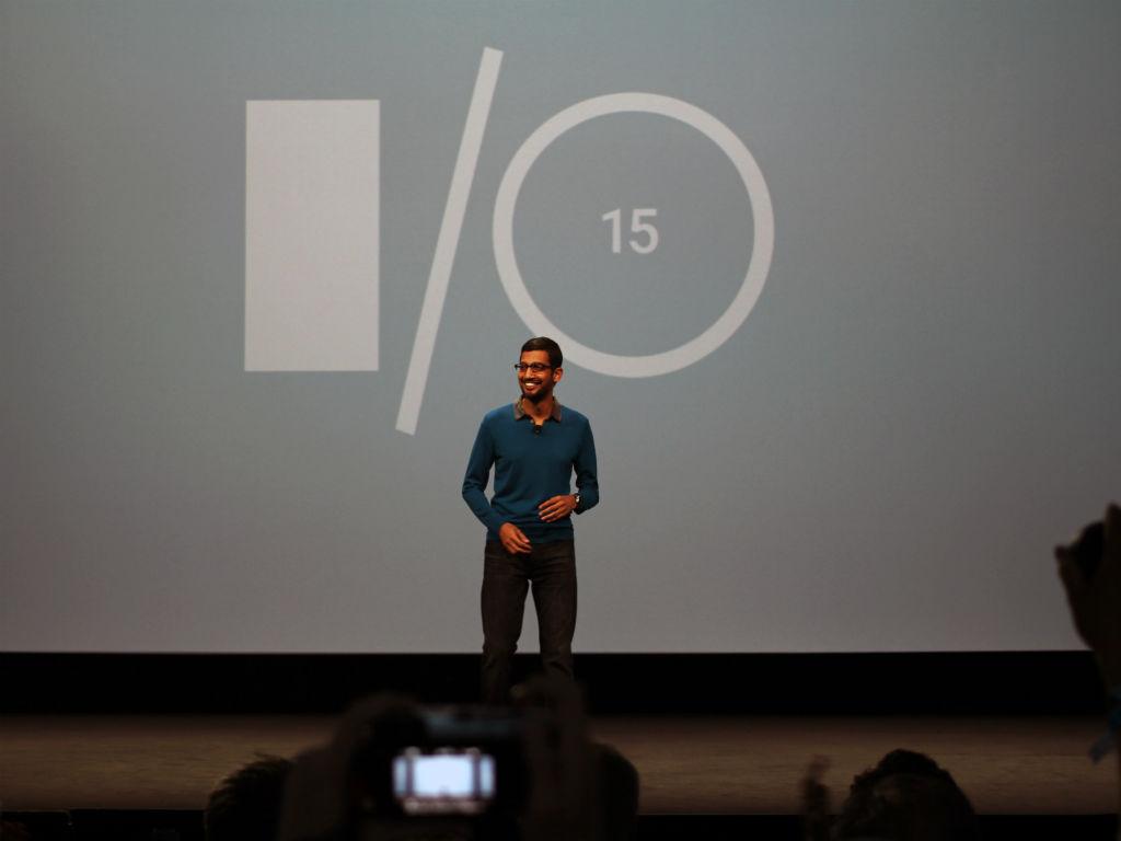Haremos Liveblog para que te enteres de todo lo que sucede en Google I/O.