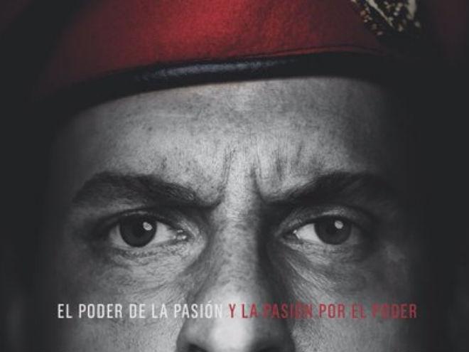 Andrés Parra será Hugo Chávez en el 'El Comandante'.