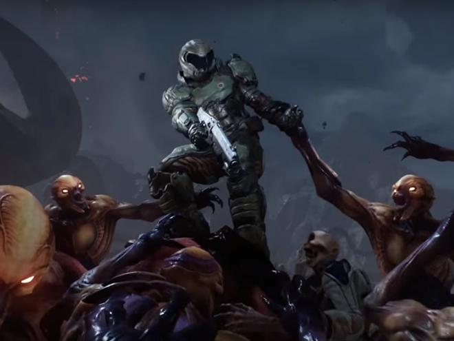 ¿Es 'Doom' el mejor juego de 2016?