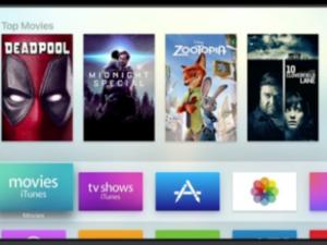 Sling llegó a Apple TV.