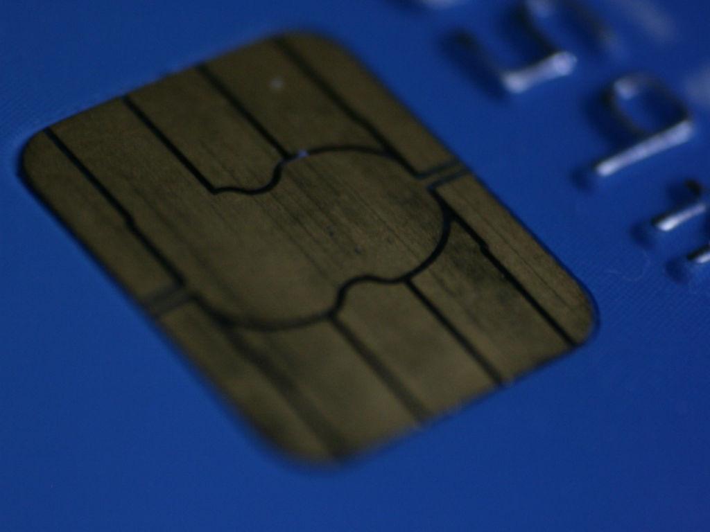El uso de tarjetas con chip sigue en aumento.