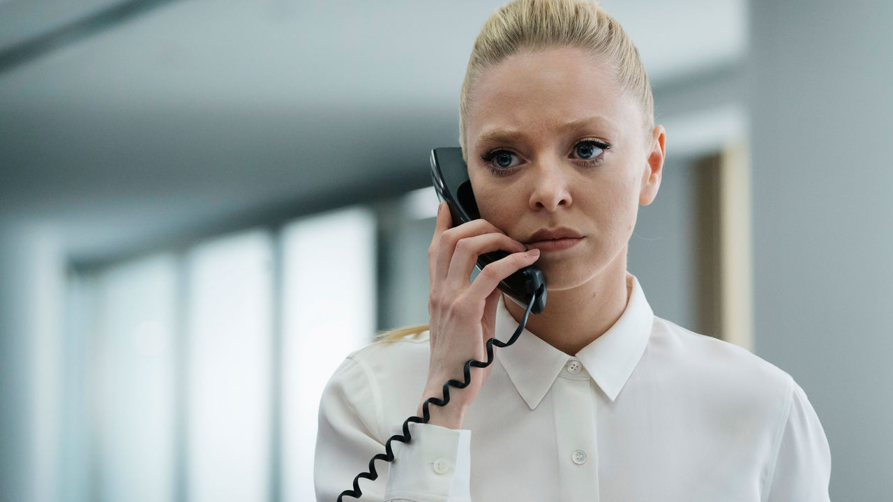 En la segunda temporada, Angela es una persona muy diferente a la que conocimos hace un año.