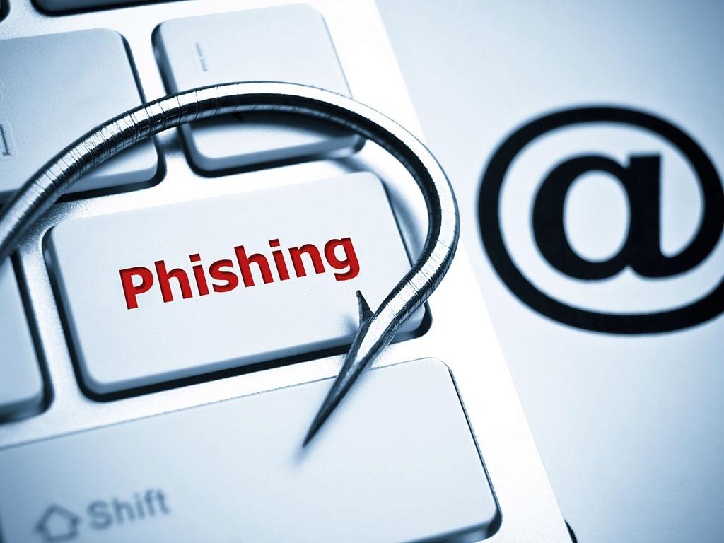 'Phishing' es una de las técnicas más comunes para hacer ingeniería social.