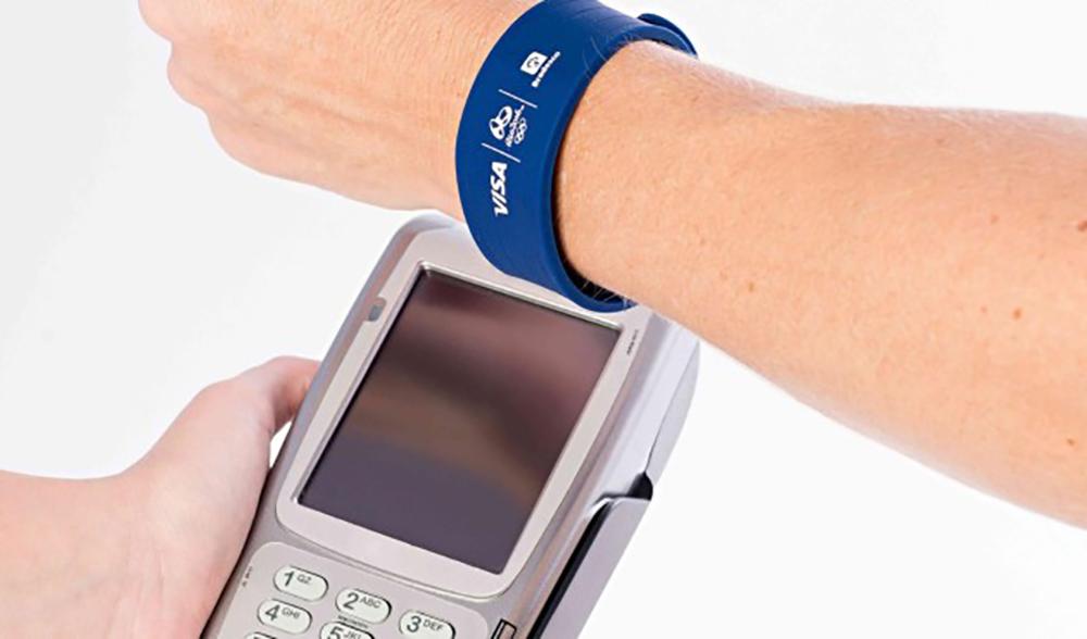 La tecnología NFC hace que los pagos sean más ágiles.