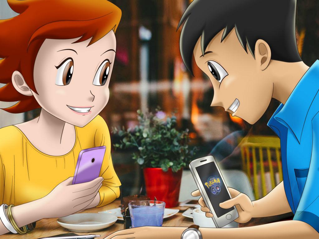 Atrapar el amor también es posible con PokéDates.