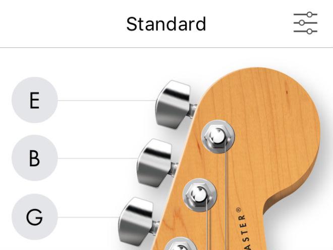 La nueva app de Fender ya está disponible en iOS.