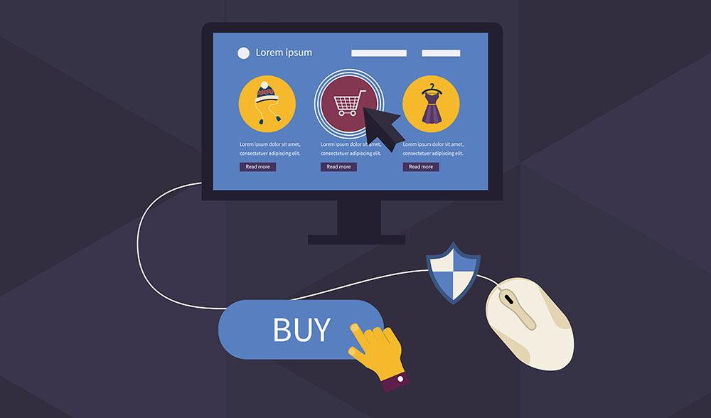 Las compras en línea tienen que ser fáciles y seguras.
