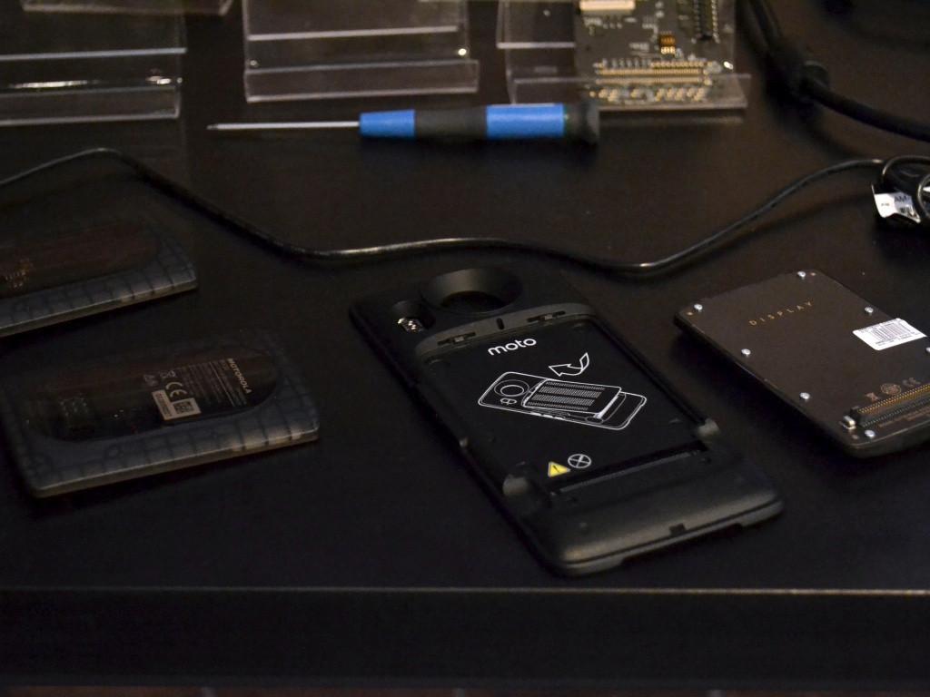 El kit de desarrollo de Moto Mods es compatible con Raspberry Pi.