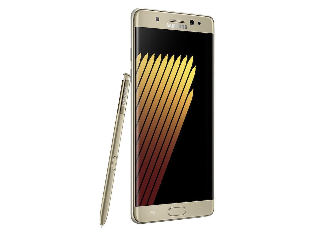 Se paran las ventas del Galaxy Note7 por el momento.