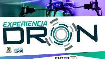 Logo Experiencia Dron