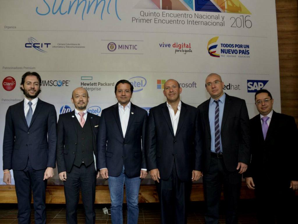 El CIO Summit 2016 congrega los directores de TI de las entidades del Estado.