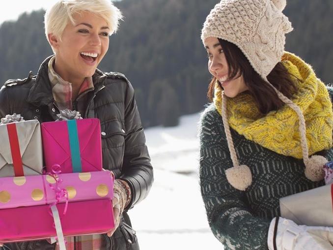 Las compras en línea cada vez son mayores.