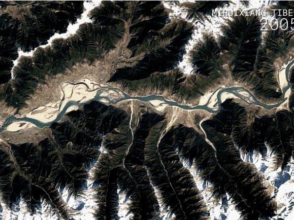 Google Timelapse te muestra cómo cambia nuestro planeta con el paso de los años gracias a imágenes satelitales.