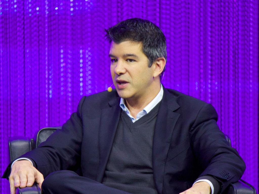 Travis Kalanick, fundador de Uber, sobre lecciones que aprendió en su camino como emprendedor.