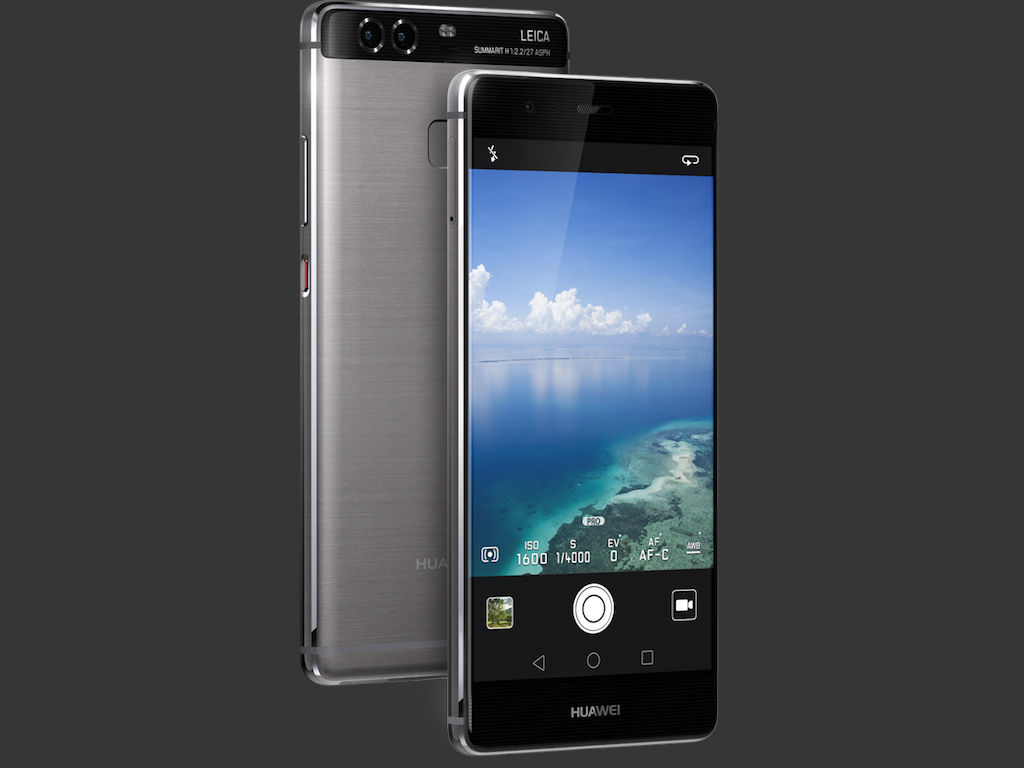 El Huawei P9 Plus le apuesta a la calidad fotográfica a través de una cámara doble.