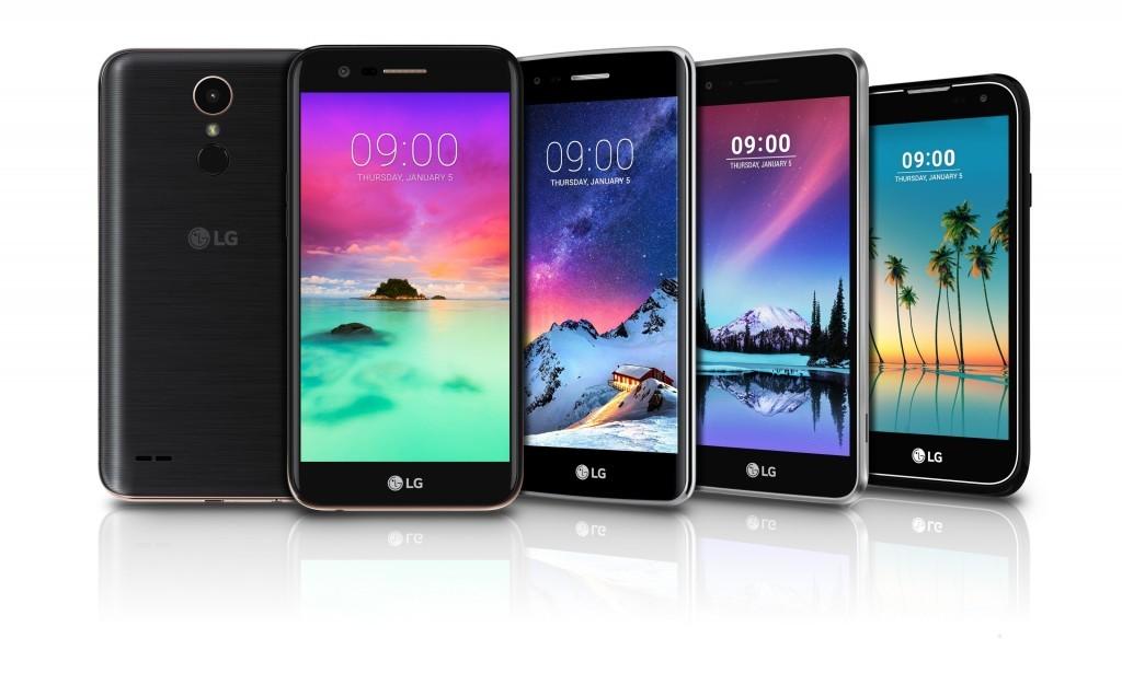 Estos son los nuevos celulares que LG va a lanzar en el CES 2017