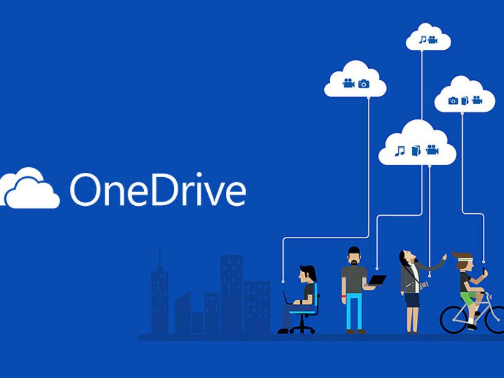 Aprovecha las funciones que te ofrece OneDrive.