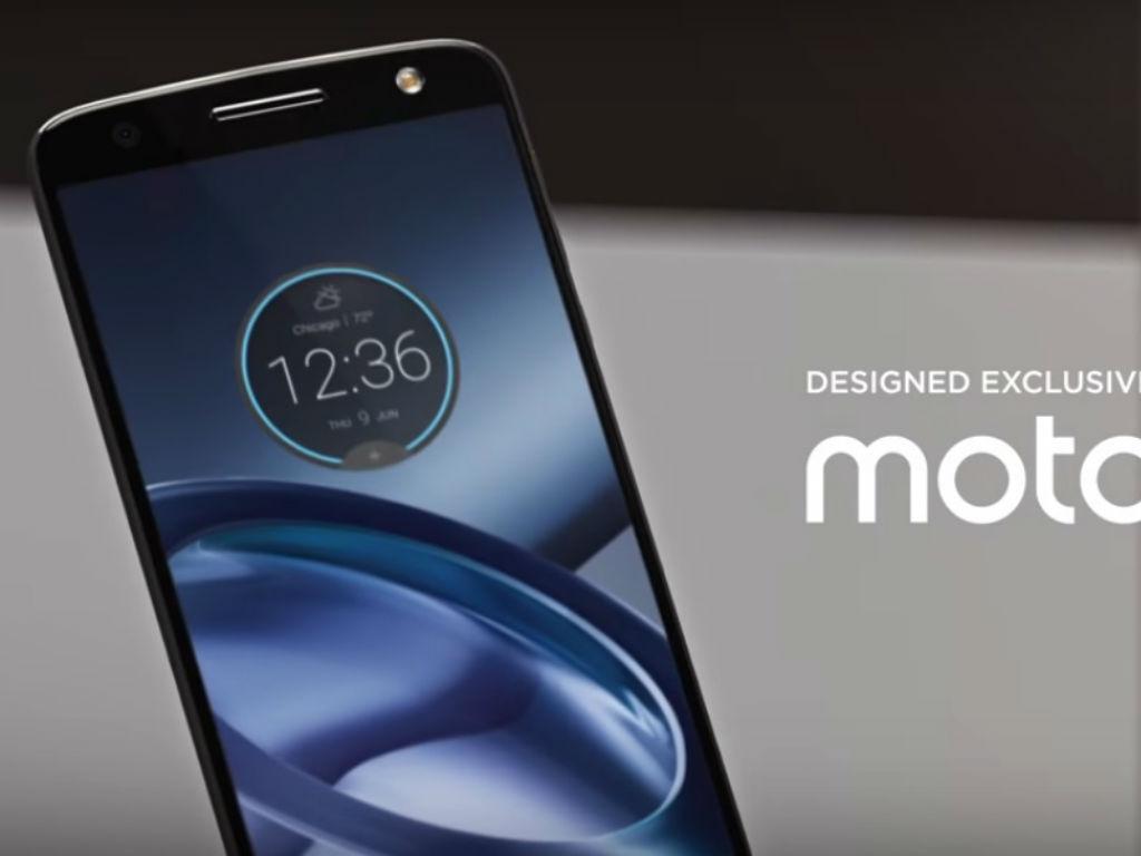 El Moto Z es uno de los primeros celulares modulares en salir al mercado.