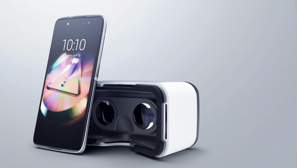 El set de realidad virtual es lo último en tecnología de alta gama