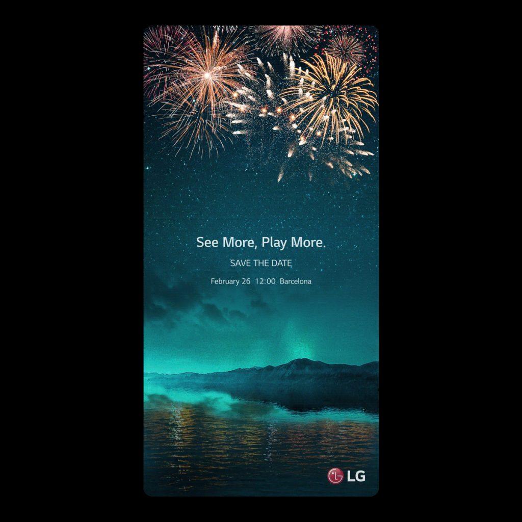 El próximo 26 de febrero, LG anunciará el posible LG G6, su nuevo equipo insignia.