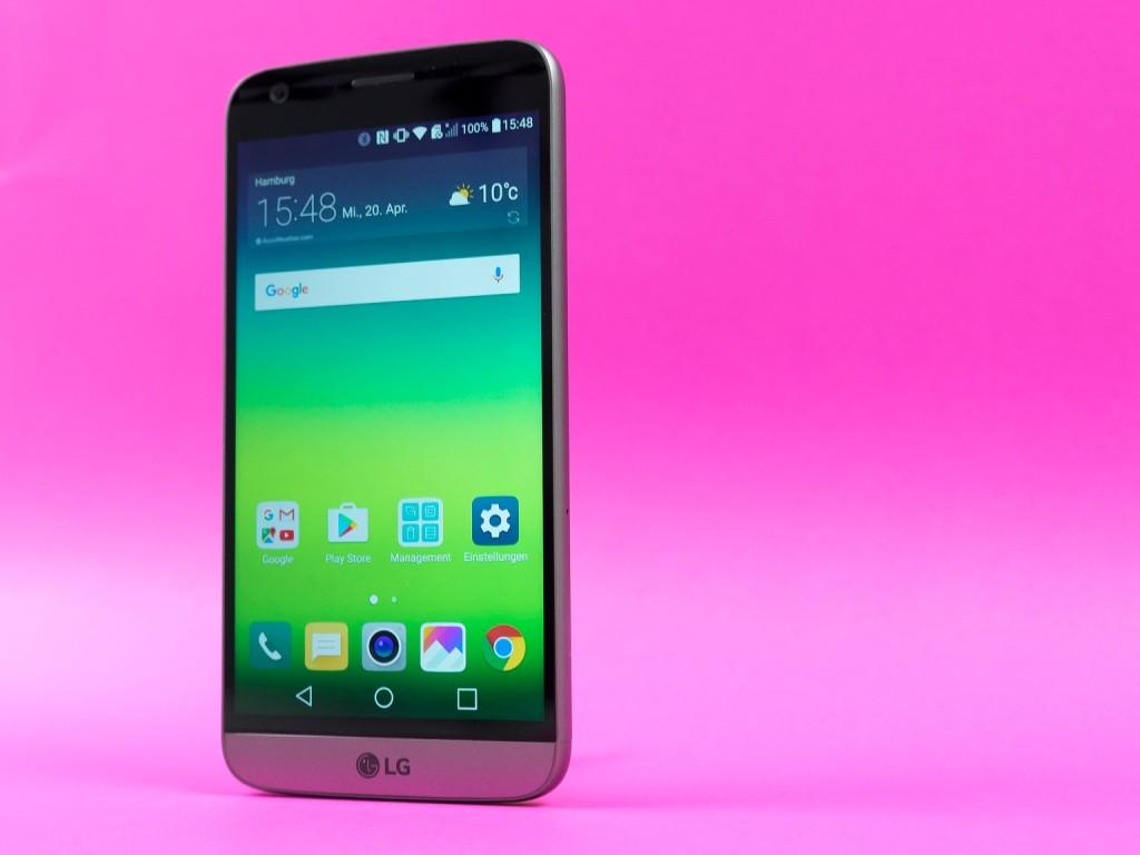 EL LG G6 abandonaría el diseño modular del LG G5.