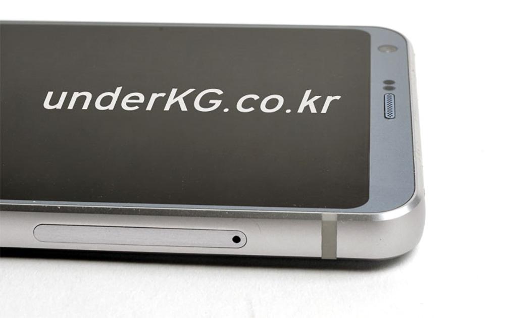 Una nueva foto, un nuevo ángulo del posible LG G6.