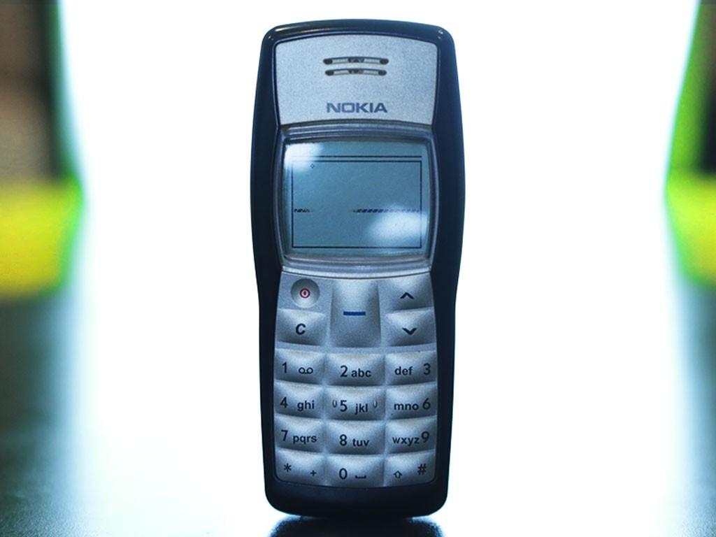 El Nokia 1100 es el gran ganador dentro de todos los celulares más vendidos en la historia.