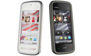 El Nokia 5230, otro de los celulares más vendidos en la historia, no tenía Wi-Fi.