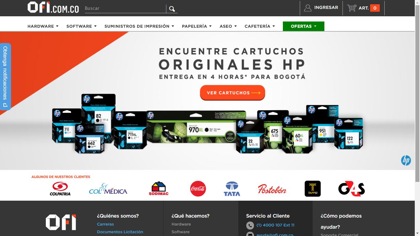 Ofi.com.co recibe inversión de Rise Capital para iniciar su expansión a México.