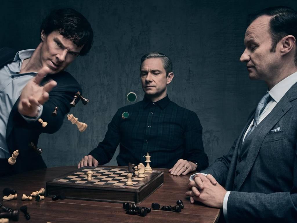 'El problema final' resolvió el misterio sobre Moriarty.