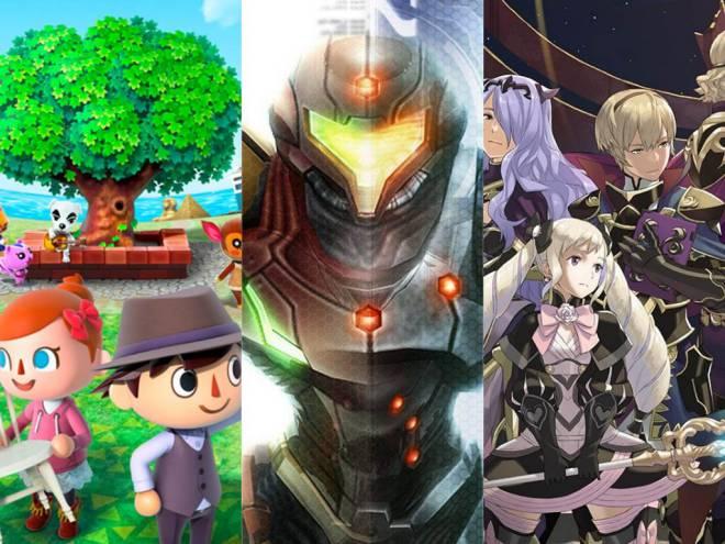 ¿Qué juegos quieren ver en Switch?