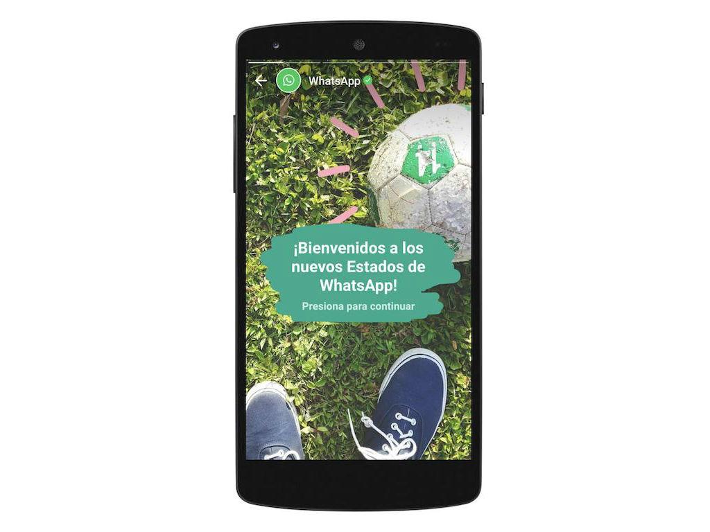 Los estados de WhatsApp permitirán compartir lo que estás haciendo de manera rápida con todos tus contactos.