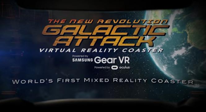 Salva la galaxia de alienigenas malvados con la experiencia de realidad mixta.
