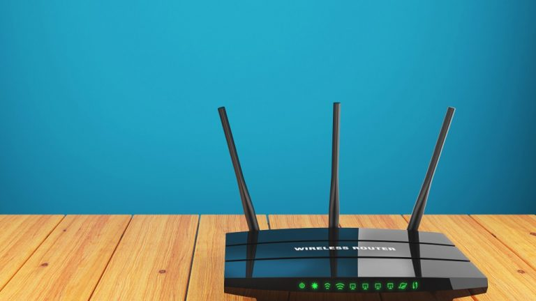 Enrutador Wi-Fi
