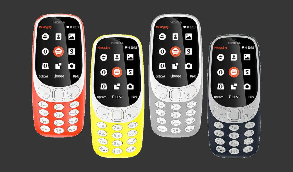 El Nokia 3310 es probablemente el equipo más recordado de este MWC 2017.