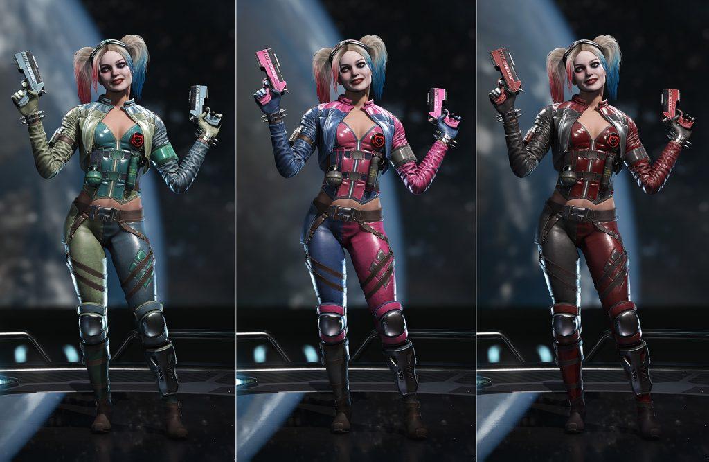 Harley Queen es uno de los personajes confirmados de 'Injustice 2'