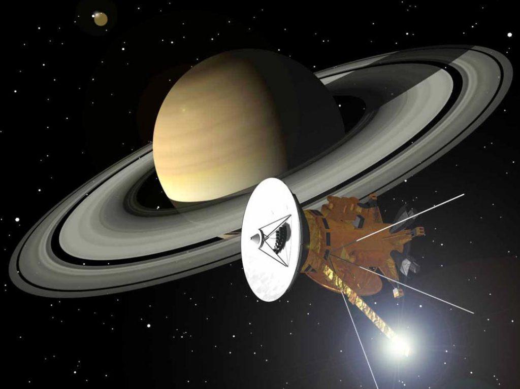 Homenaje a 'Cassini', la sonda que duró 20 años en Saturno • ENTER.CO