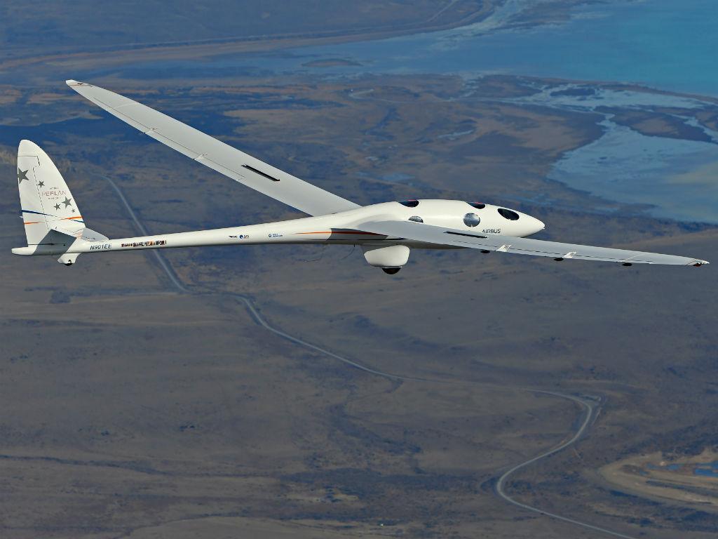 Imagen Airbus Perlan Mission