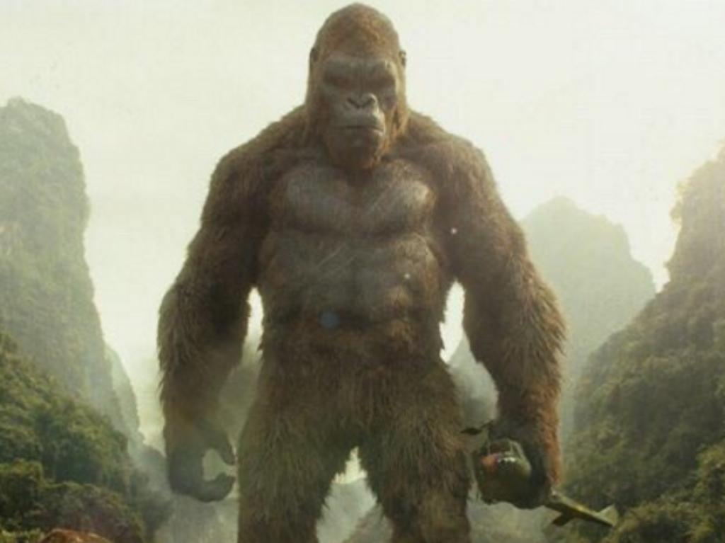 La historia del gigante Kong ahora llegará a una serie de