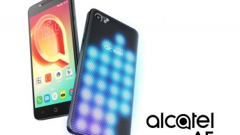 Alcatel AA5 LED