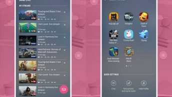 Game Live Samsung Galaxy S8