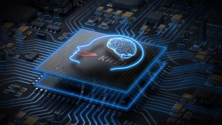 Huawei kirin inteligencia artificial