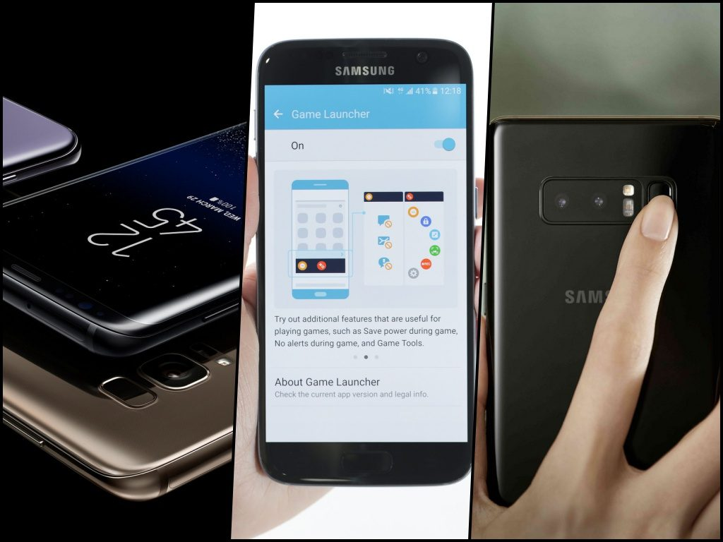 Samsung Android 8.0 Oreo