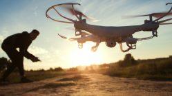 imagen experiencia dron
