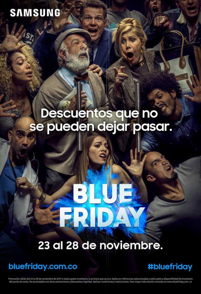 Blue Friday Samsung