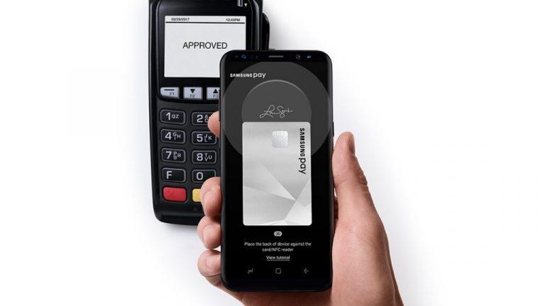 Samsung Pay Mexico
