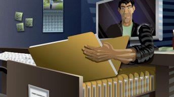 robos de correos electrónicos
